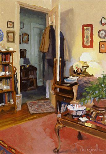 Larry Bracegirdle  picture Pinterest Intérieur, Peinture et - sorte de peinture pour maison