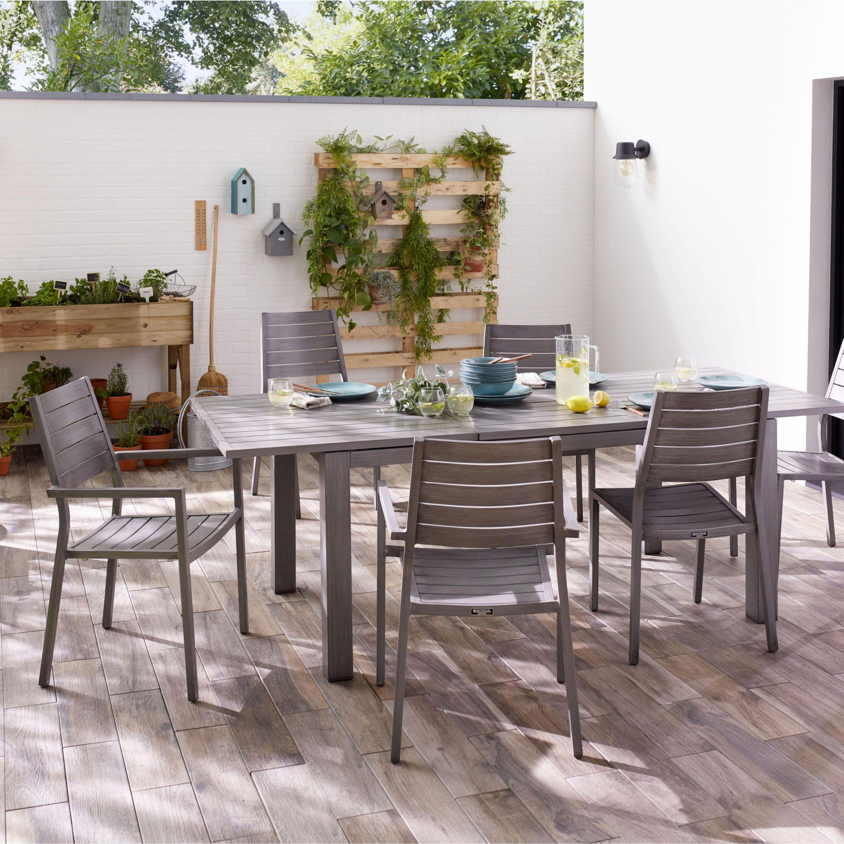 Salon De Jardin Qui Peut Rester Dehors In 2020 Outdoor Furniture Sets Outdoor Furniture Home