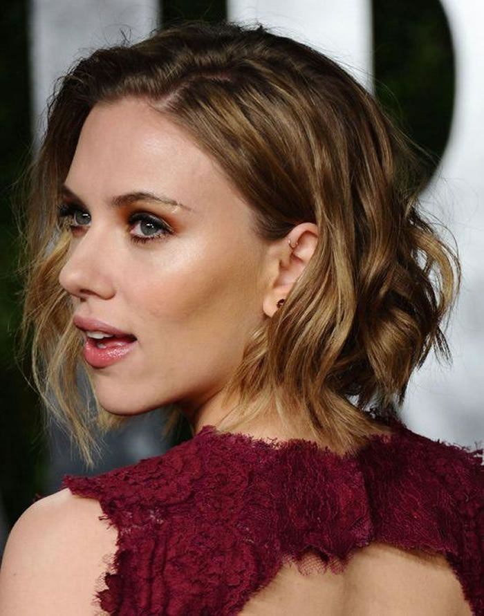 Scarlett Johansson S Beauty Icon Beauty Style Pinterest