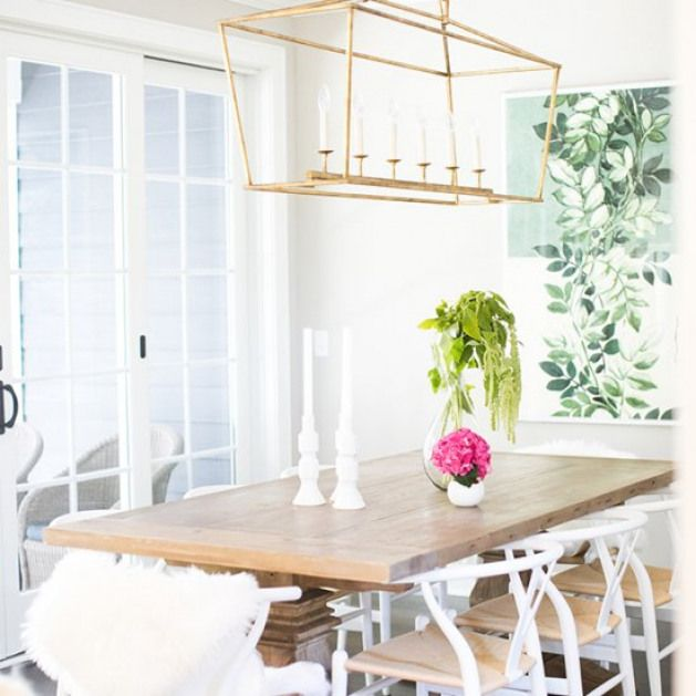 Preppy Home: A Charming Preppy Home. We Love Everything About This