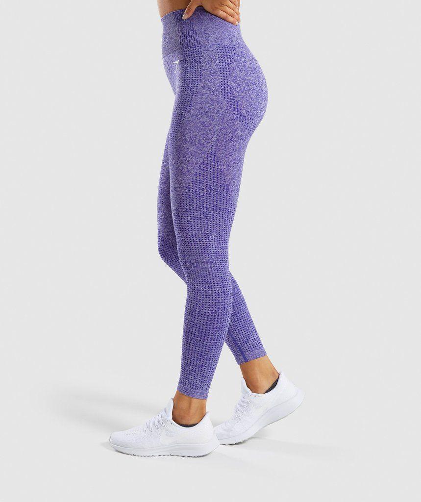 41937a6c855362 Gymshark Vital Seamless Leggings - Indigo Marl | Lol Help Me ...