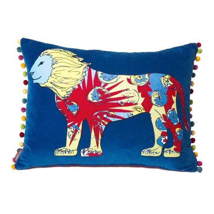 Dandy Lion Cushion