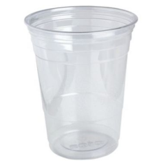 Clear Personalized Solo Style 16 Oz Cups With Custom Printed Logo And Text For Great Marketing Branding W Custom Plastic Cups Custom Printed Cups Wedding Cups