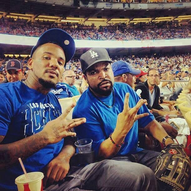 The Game & Ice Cube