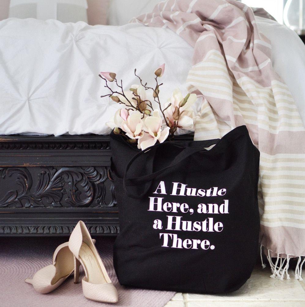 Tote Bag – Hustle