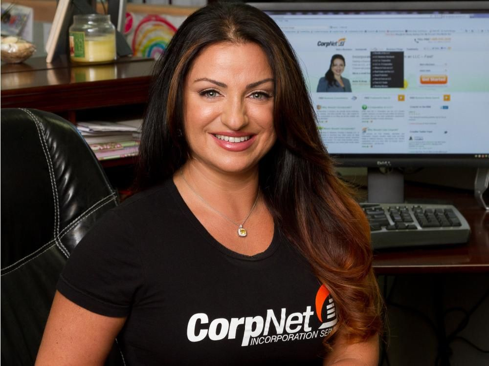 Nellie Akalp, CEO of Sell your business, Filing