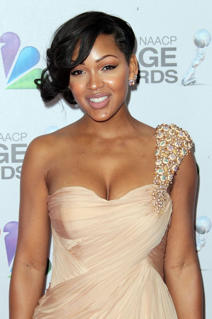 Meagan Good Short Hair Style From 6 Back To School Hairstyles Lust