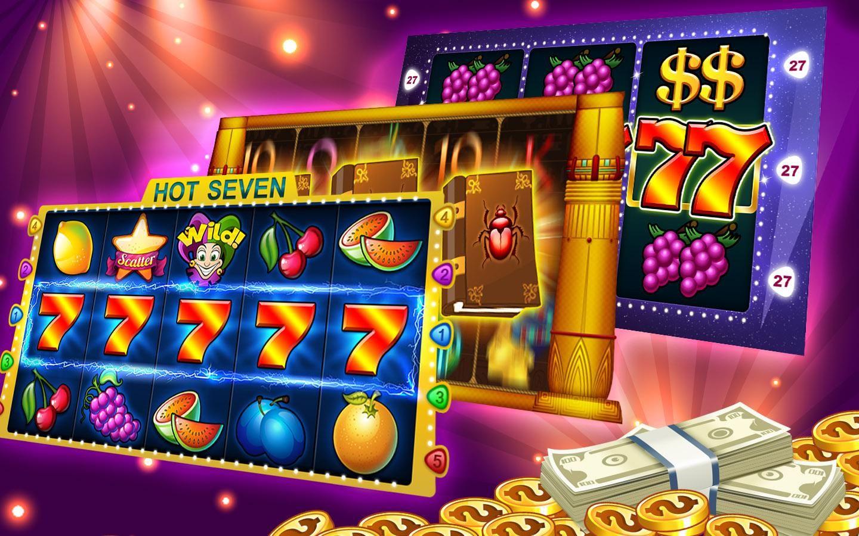 слоты азартные игровые