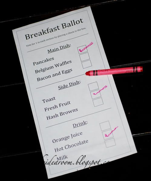 It\'s Never too Young to Vote...at least here anyways | Activities ...