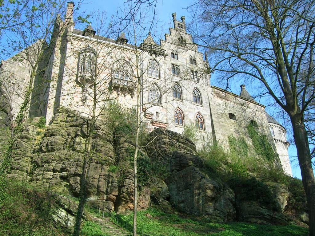 bentheim germany   Ausflugsziel Burg Bentheim in Bad Bentheim - DOATRIP.de