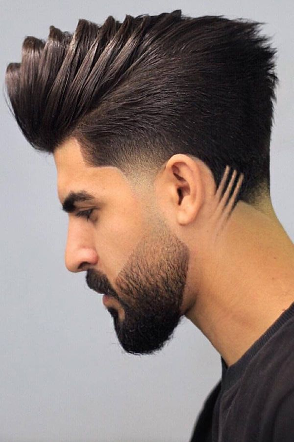 Pompadour Haircut Inspirational Ideas Menshaircuts Com Gents Hair Style Hair Styles Pompadour Hairstyle