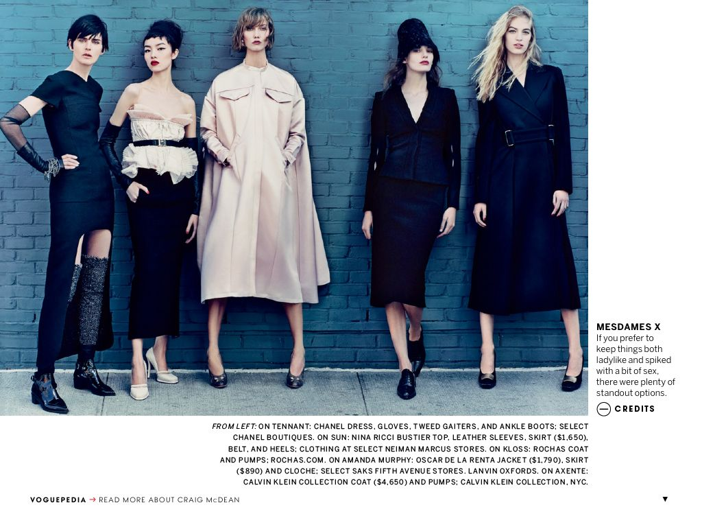 Love all the coats for fall!!!! Vogue us, Fashion, Vogue