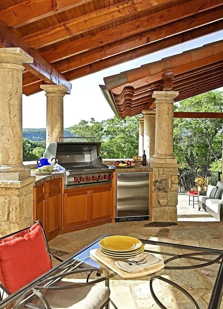 outdoor kitchen ideas on a budget affordable small and diy outdoor kitchen ideas diy on outdoor kitchen easy id=53043