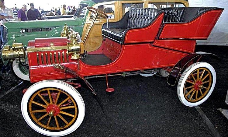 Ford Model AC - C.jpg La Ford Model AC et Model C, cet ancien véhicule fut produit de 1904 à ...