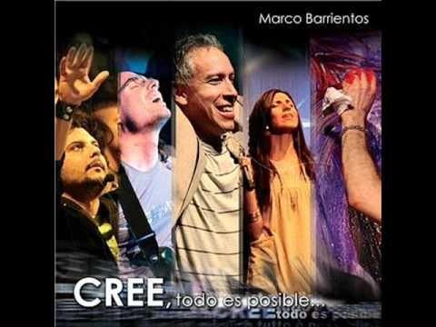 Anhelo tu presencia - Marco Barrientos