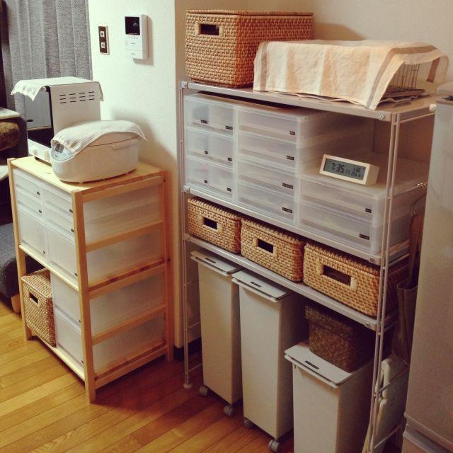 一人暮らしにおススメ 無印良品でシンプル部屋を作るコツ 無印良品の家 ユニットシェルフ スチールユニットシェルフ