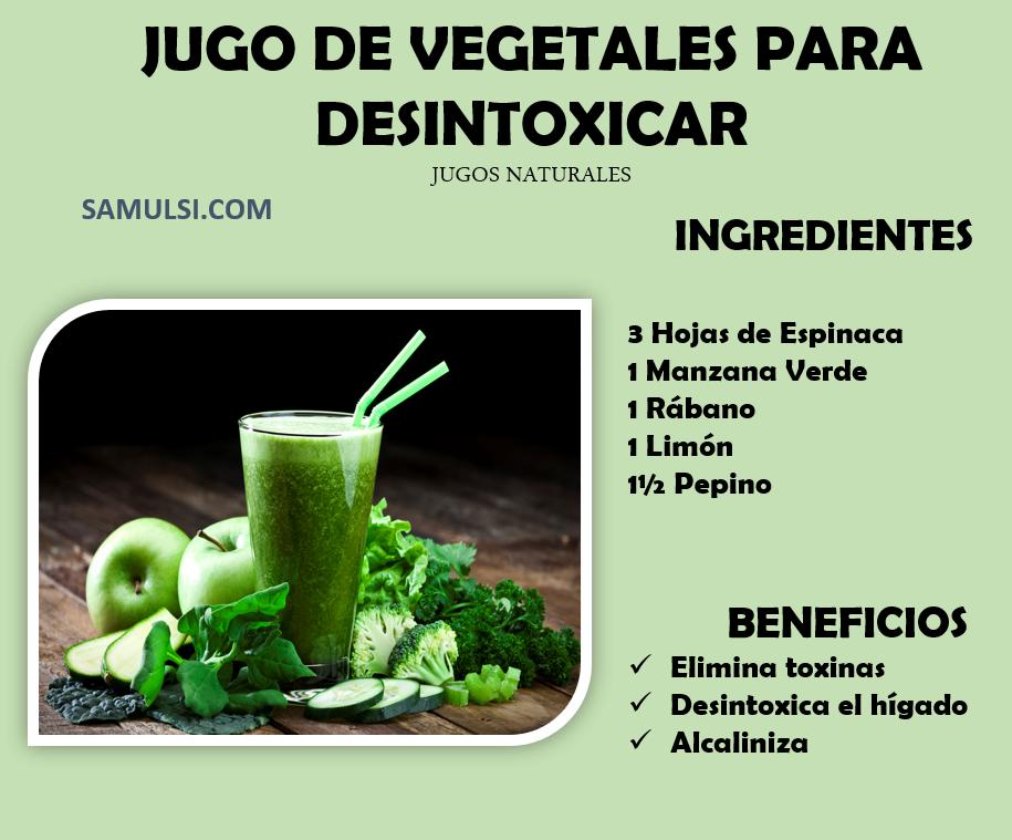 10 Días Para Limpiar Tu Cuerpo Y U Organismo Jugos Desintoxicantes Jugos Para Desintoxicar Jugos Saludables
