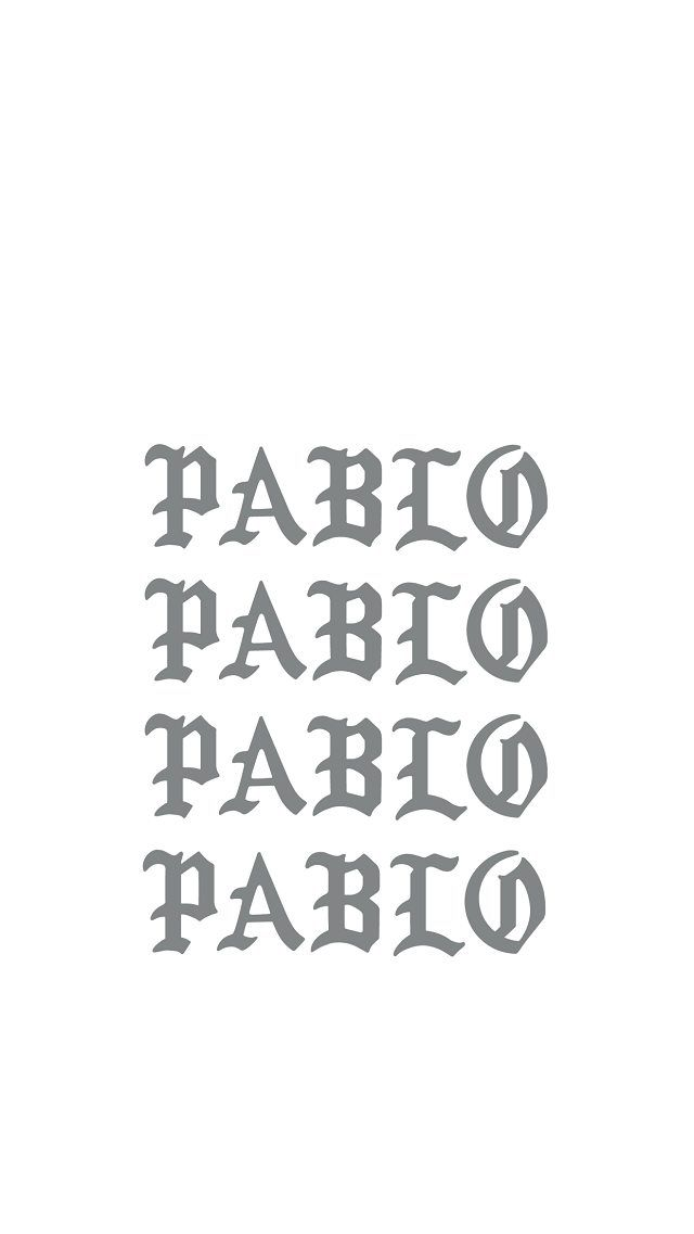 PABLO IPHONE 5 WALLPAPERS
