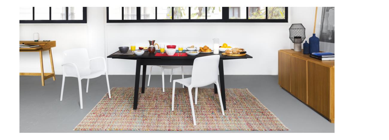 RUSKIN Mesas de comedor Natural Madera, HABITAT | Interior Design ...