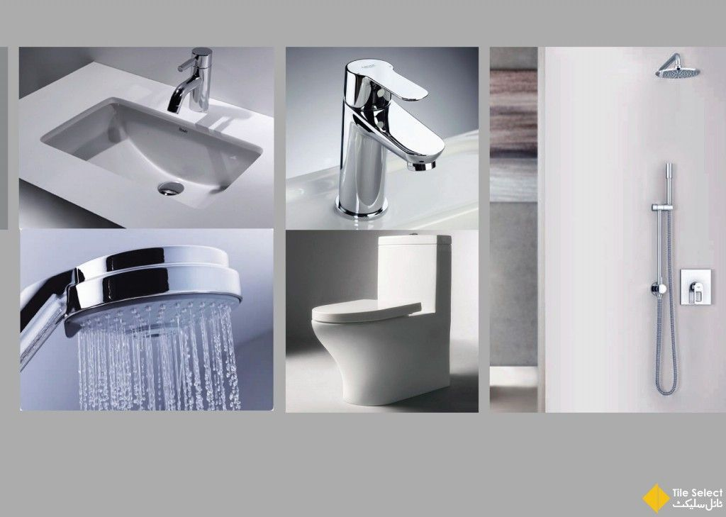 Tile Select S Glorious Bathroom