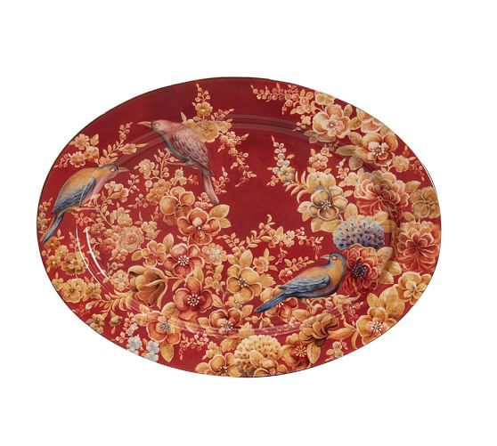 http://www.potterybarn.com/products/sabyasachi-floral-platter/?pkey=csabyasachi-collection