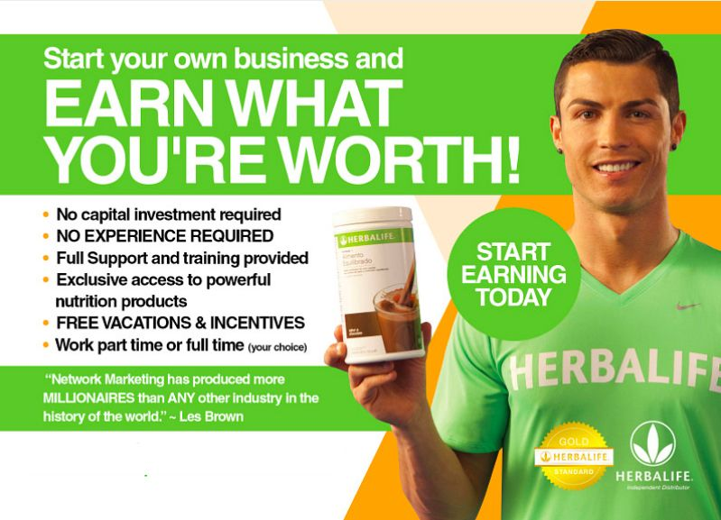 herbalife how to get started - Khafre
