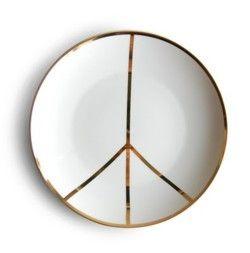Peace plates!