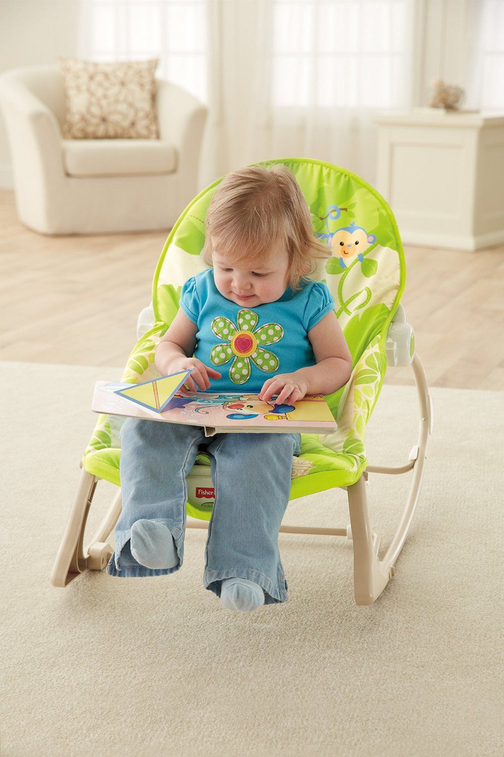 fisher-price infant to toddler rocker available online at http