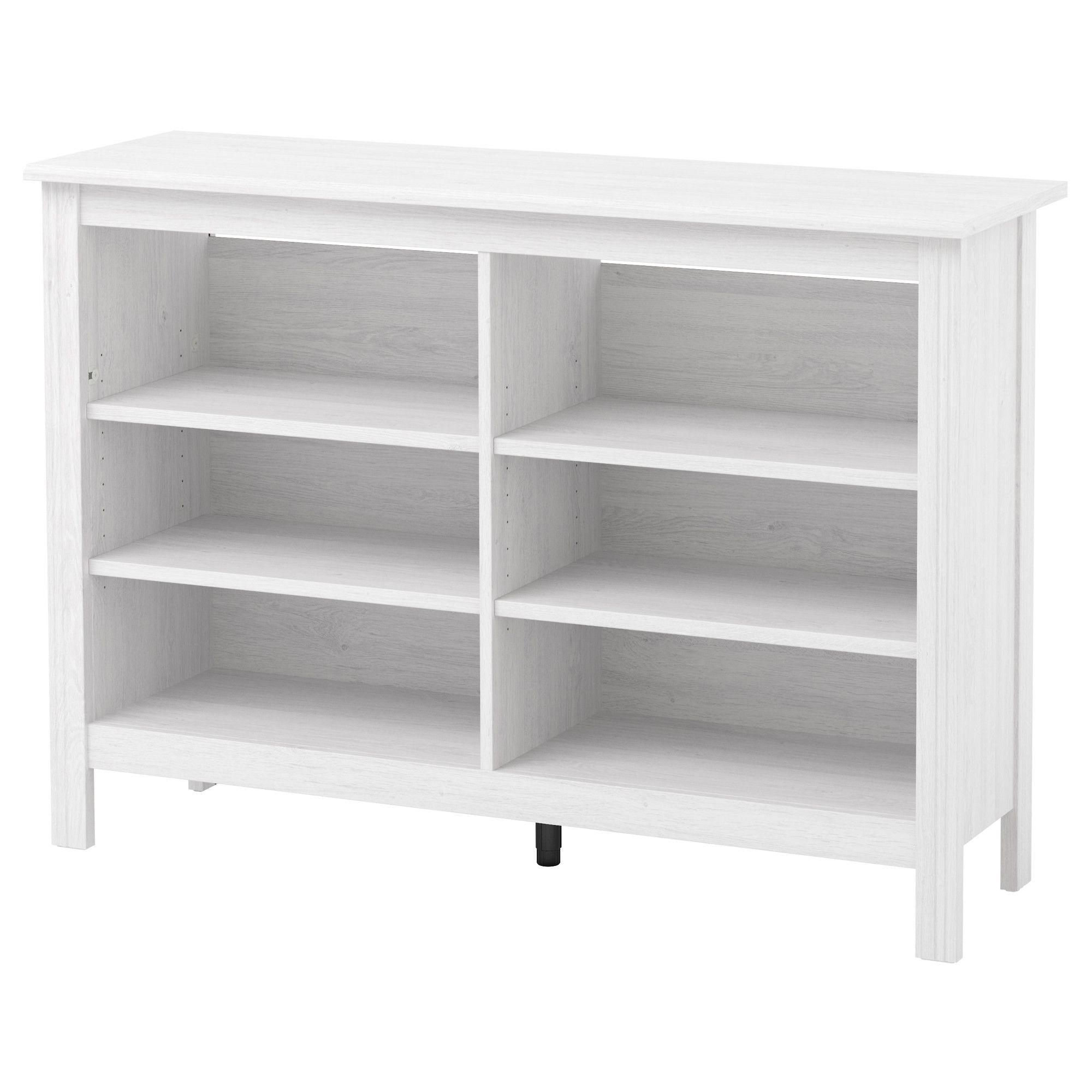 Brusali Tv Unit White Tv Unit Shelving And Tv Bench # Banc Tv Metal Noir