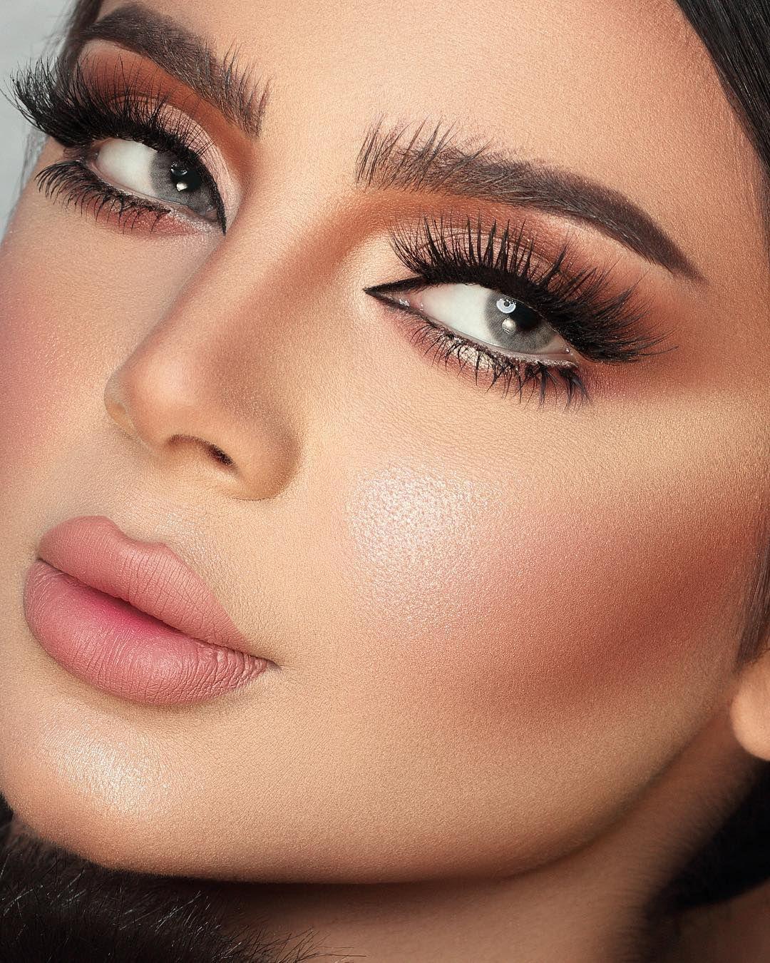 Close Up Beauty Makeup Beauty Shoot Eye Makeup
