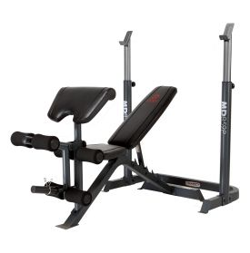 Marcy Diamond Mid Width Bench Best At Home Workout Weight Benches Fun Sports