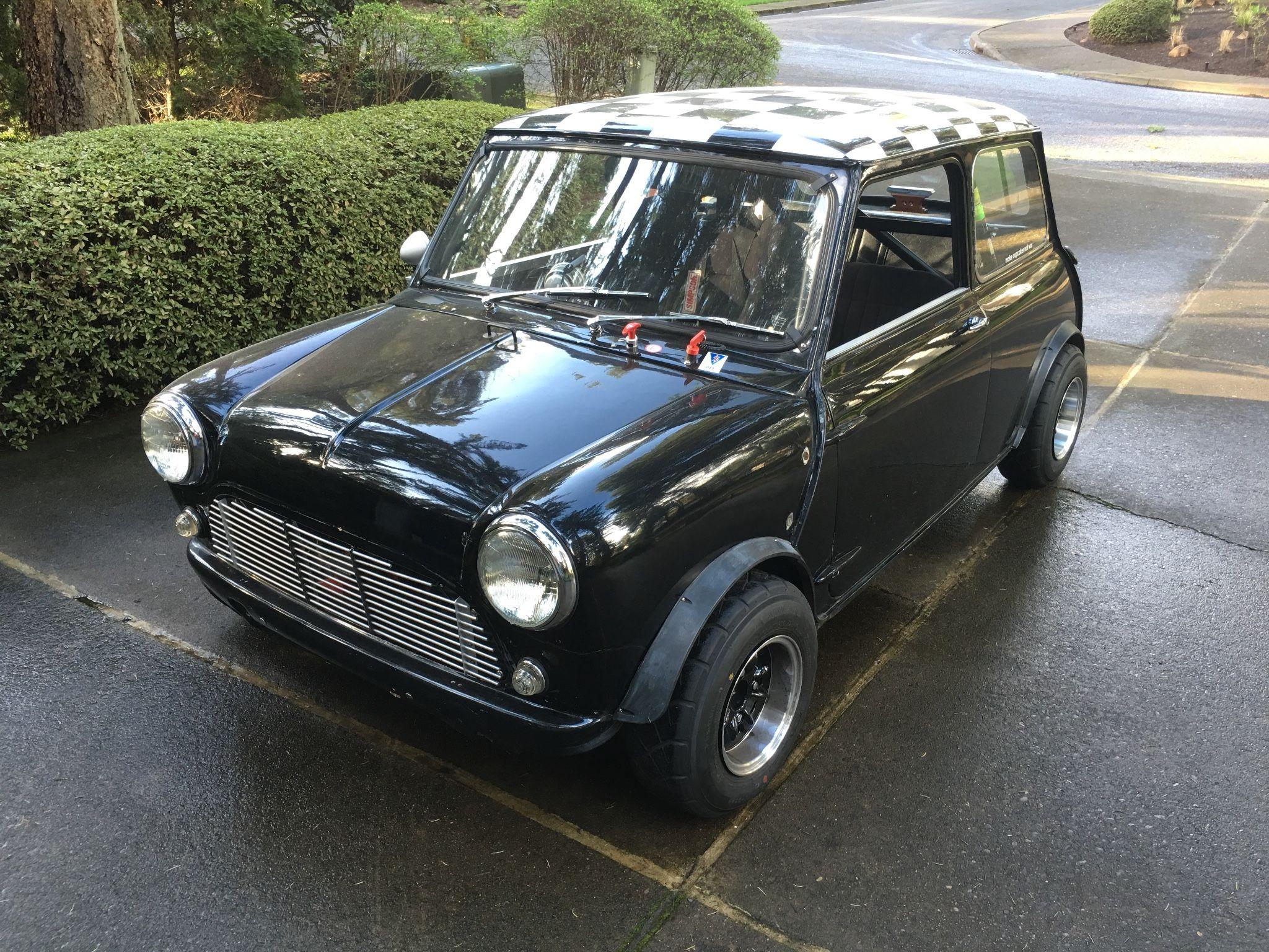 1961 Austin Mini Racer