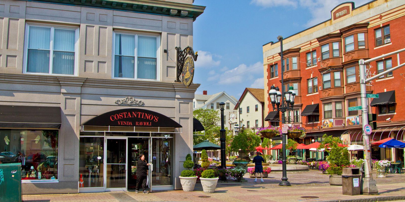 T& Travel Guide: Providence, Rhode Island