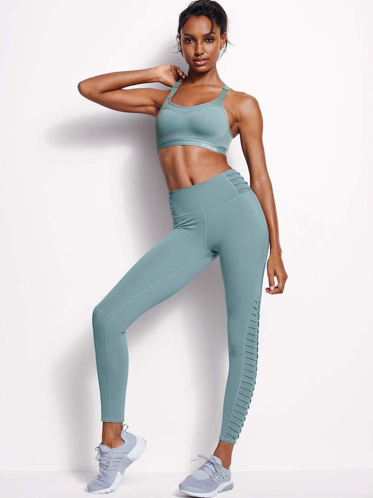 4626ee22f7f4a Total Knockout by Victoria Sport Twisted Pleat Tight - Victoria ...
