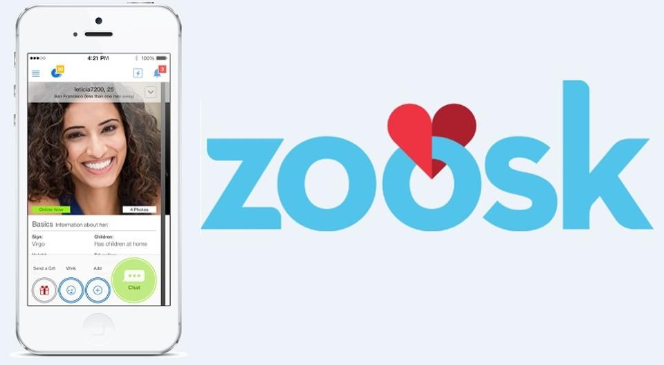free online dating zoosk