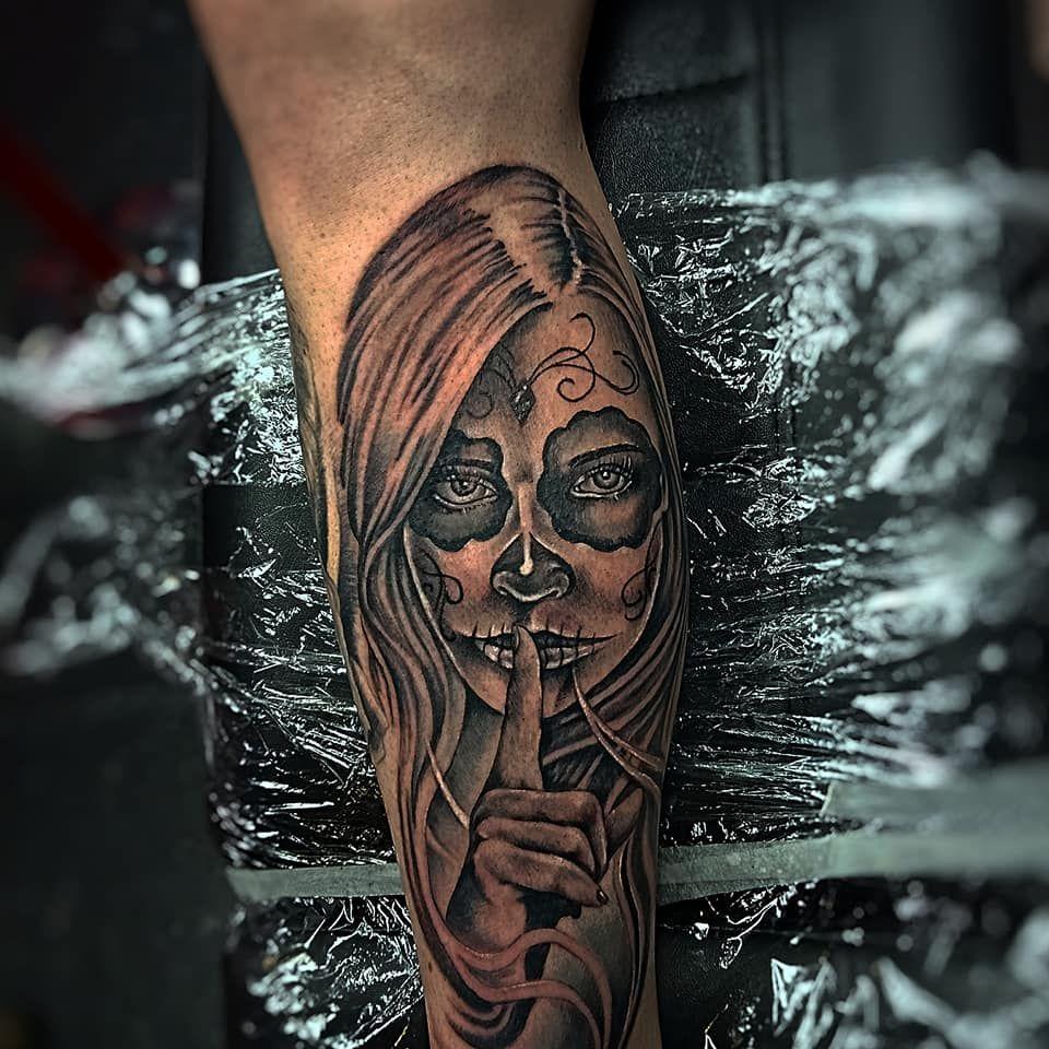 Day Of The Dead Tattoo Tattoos Tattoo Studio Top Tattoos