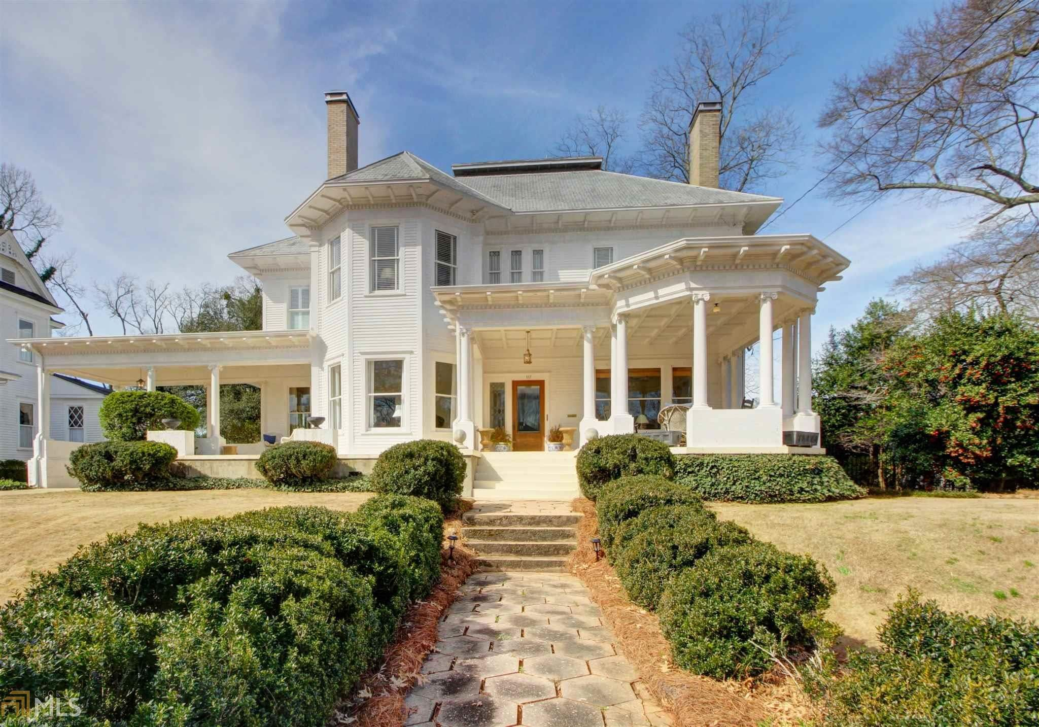 Immaculate 1920s Historic Home Historic home, Old houses