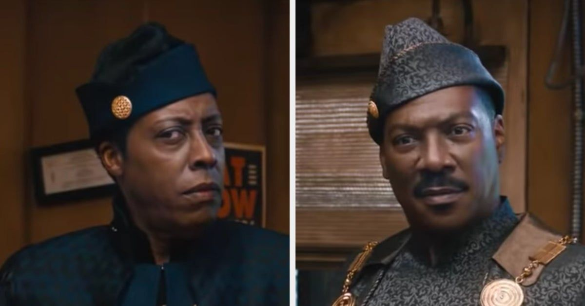 The Trailer For The Coming To America Sequel Just Dropped And I Can Already Tell It S Gold Amazon Prime Video New Movies Tracy Morgan