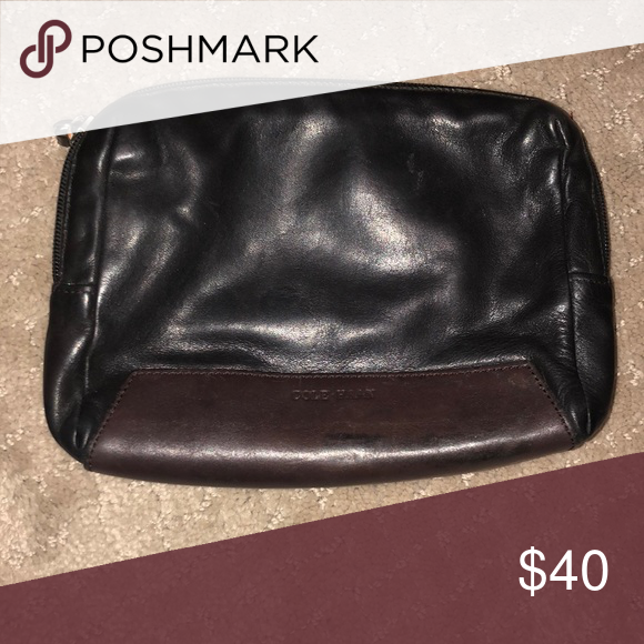 aa4d2665719 Cole Haan Makeup Bag Small makeup bag perfect for purses Cole Haan Bags  Cosmetic Bags & Cases