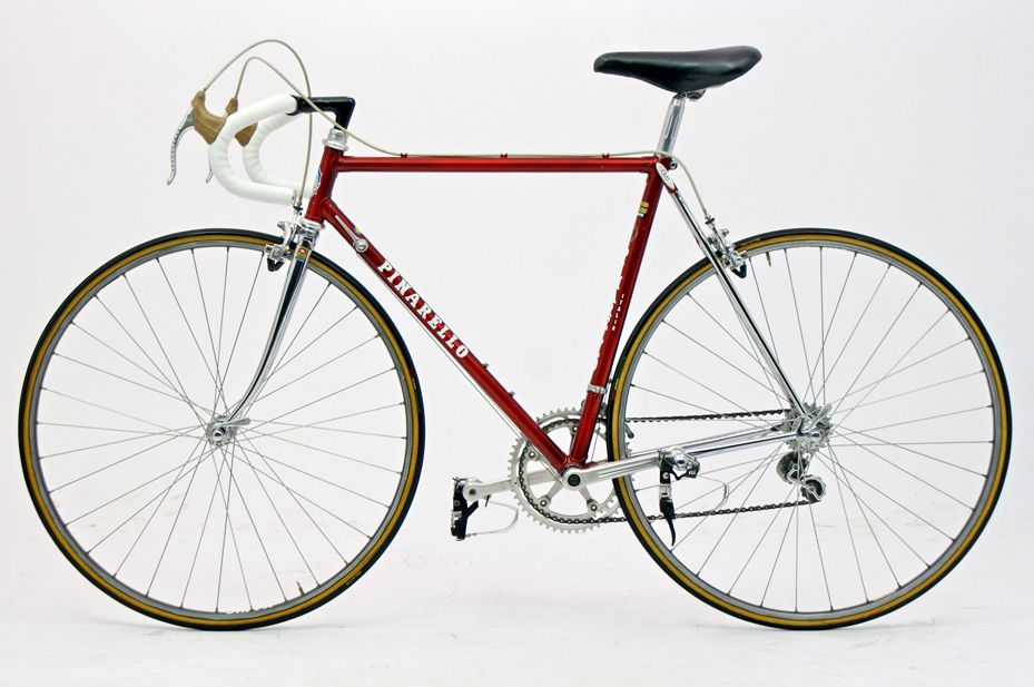 Pinarello With Images Red Bicycles Old Bicycle Bicycle
