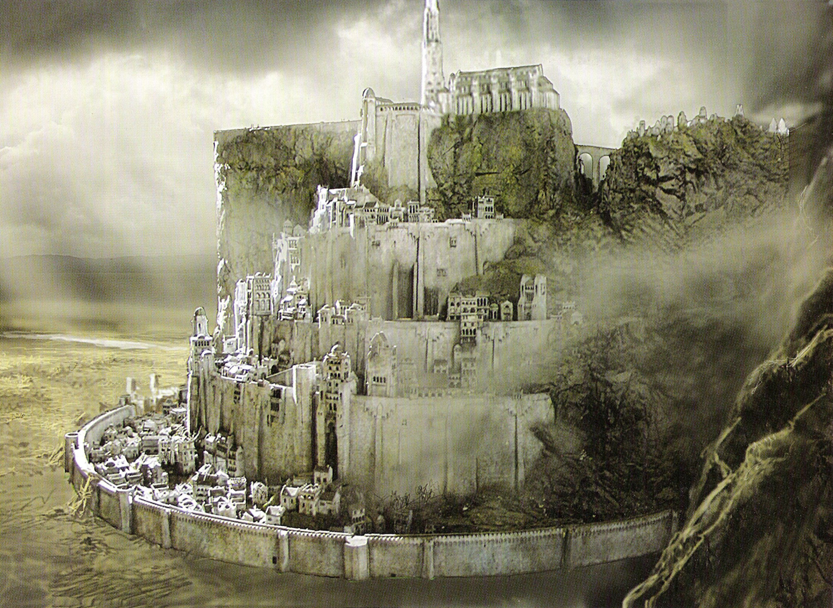 картинки сторожевой башни авансу средиземья пока окном снег