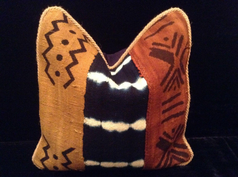 MudCloth Pillow CoverSofa PillowThrow PillowToss Pillow