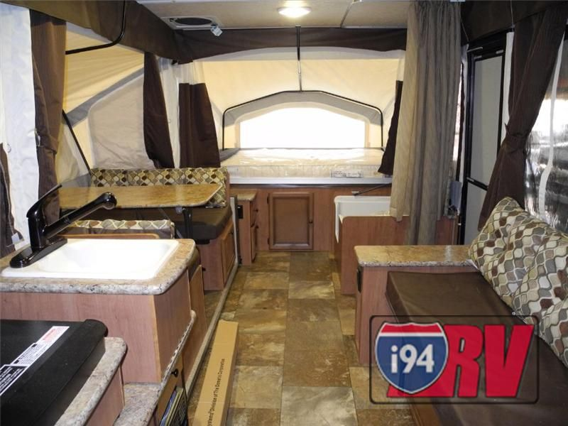 Palomino Pop Up Camper Rv With Bathroom Kitchen Sleeps 8 Awesome Rvs Pinterest Palomino