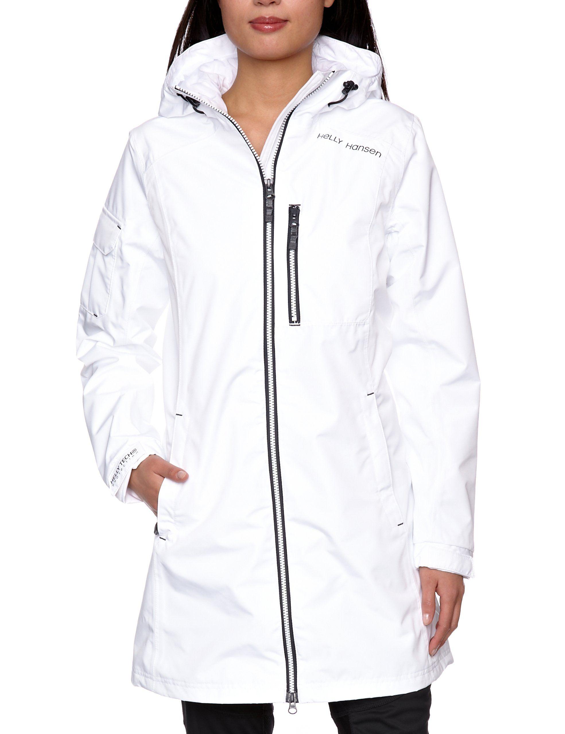 a9a886cf1 Amazon.com: Helly Hansen Women's Long Belfast Rain Jacket: Sports ...