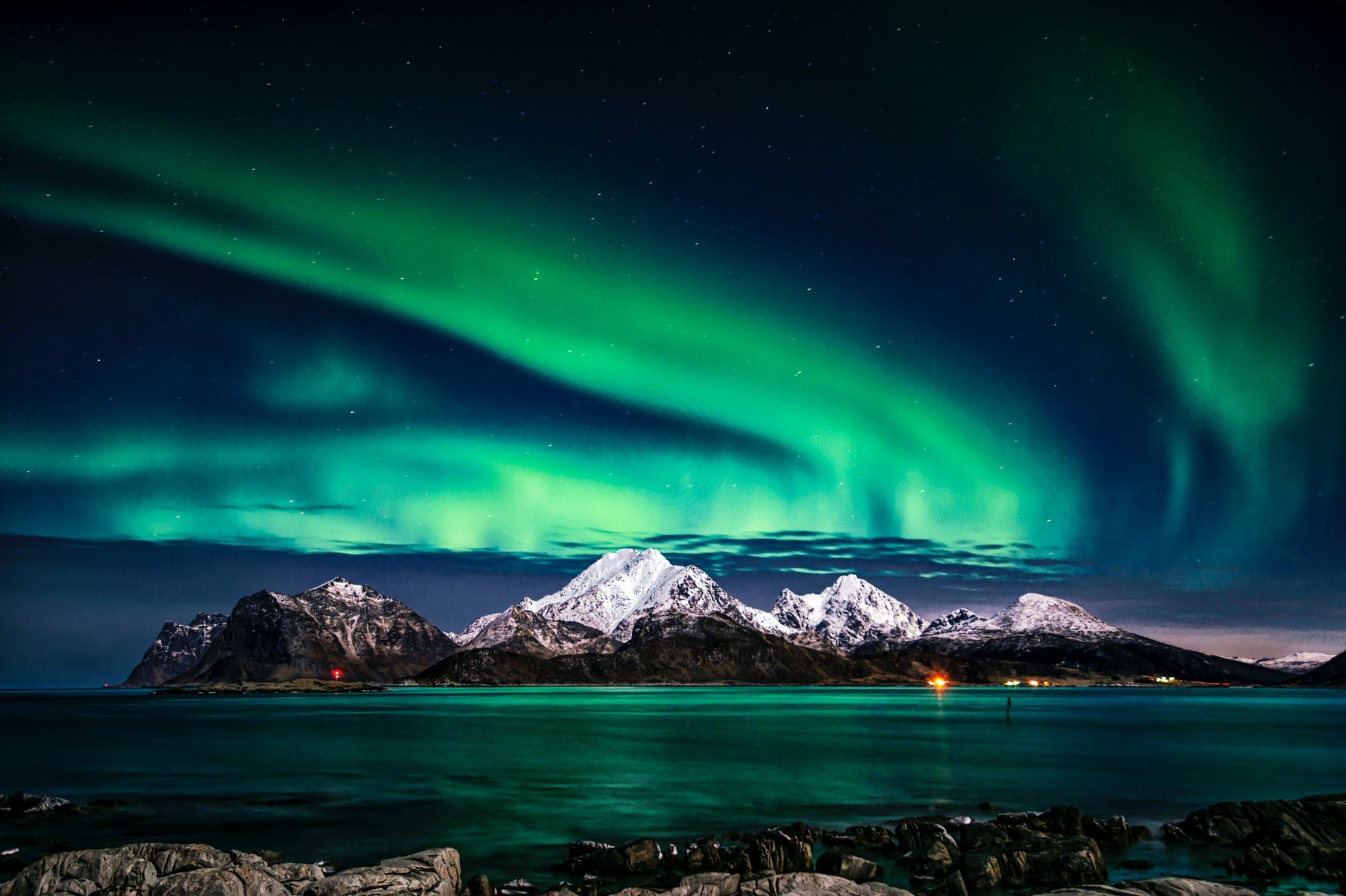 Aurora Borealis 101 Cool Places To Visit Northern Lights Photography Northern Lights
