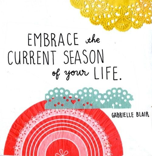 embrace | your life