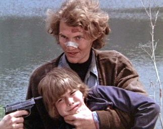 Image result for andrew robinson in dirty harry