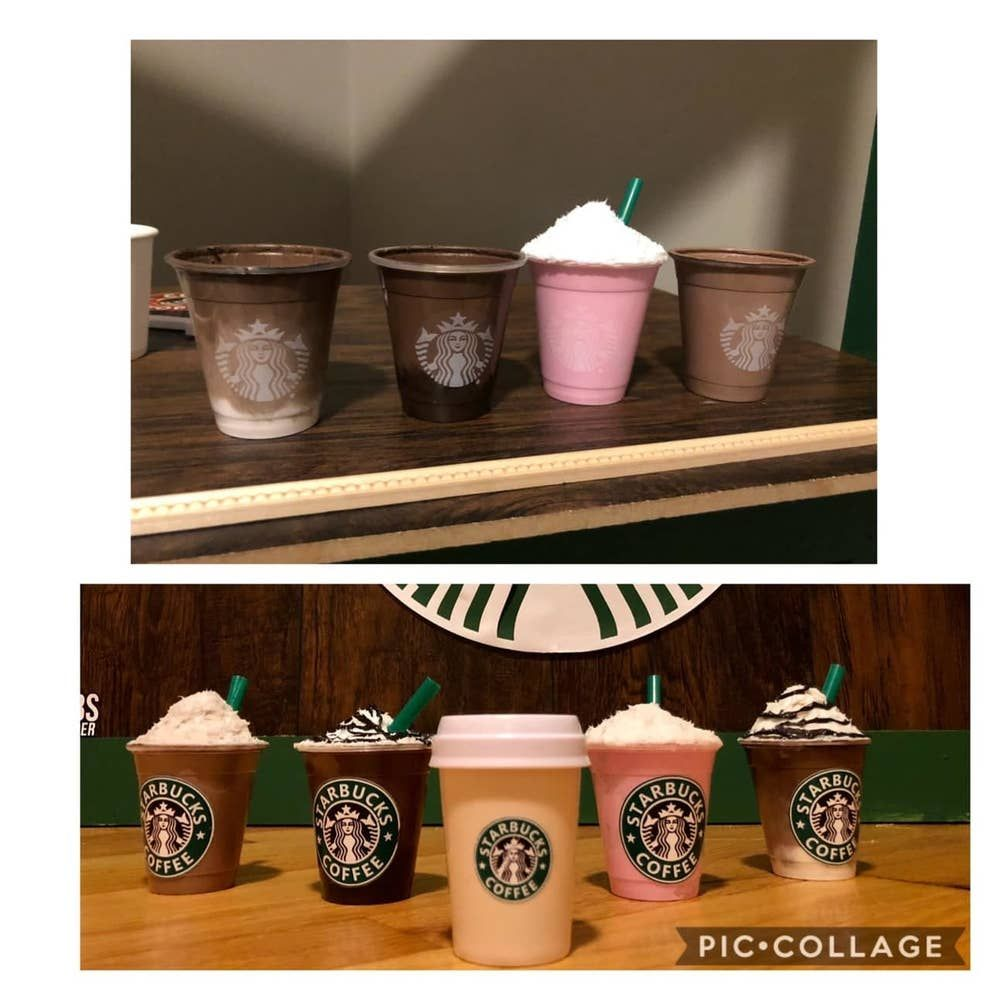 Is Starbucks For Life Christmas 2020 Legit This Mom Built Her Kid A Target & Starbucks Playroom (And It's