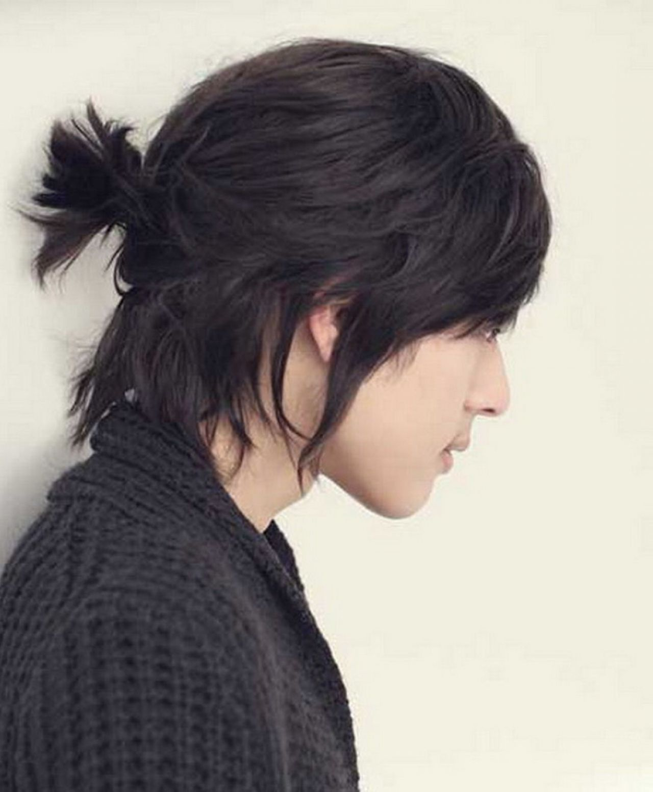 Unique Korean Boy Emo Hairstyle Unique Hair Style Asian Long Hair Long Hair Styles Asian Haircut