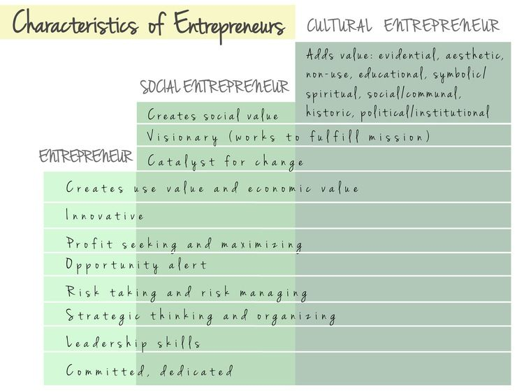 Social Entrepreneurship Definition And Boundaries Technology